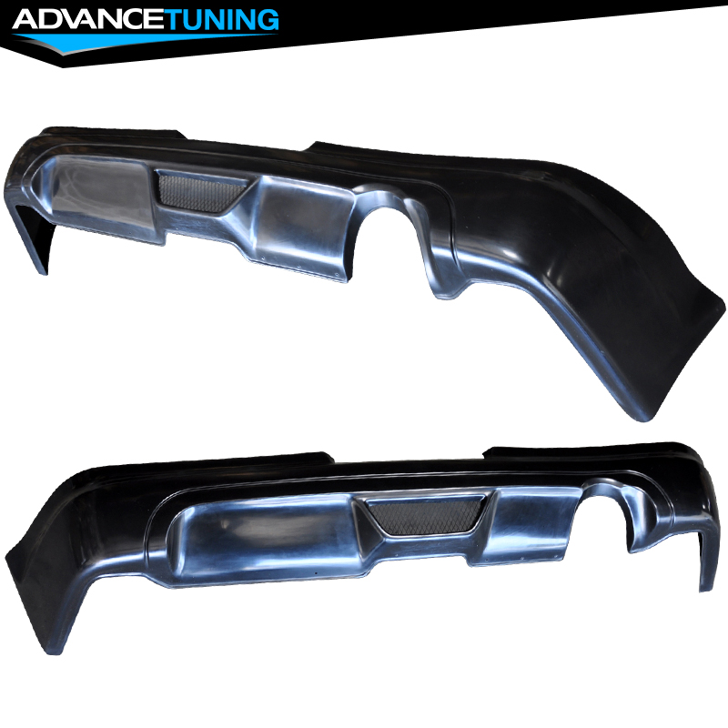 For 05 06 Acura RSX Coupe Mugen Poly Urethane Rear Bumper